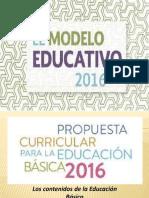 PPT Propuesta Curricular CTE