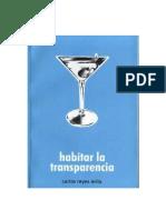 Habitar La Transparencia