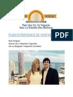 Plan Estrategico de Negocios Con Pnl