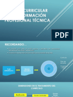 Diseño Curricular en La Formación Profesional Técnica-s3