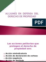 Tema 9 Defensa Del Derecho de Propiedad