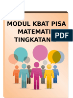 Modul Topikal Kbat Matematik Tingkatan 2 (Bm)