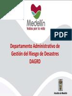 DAGRD Medellín