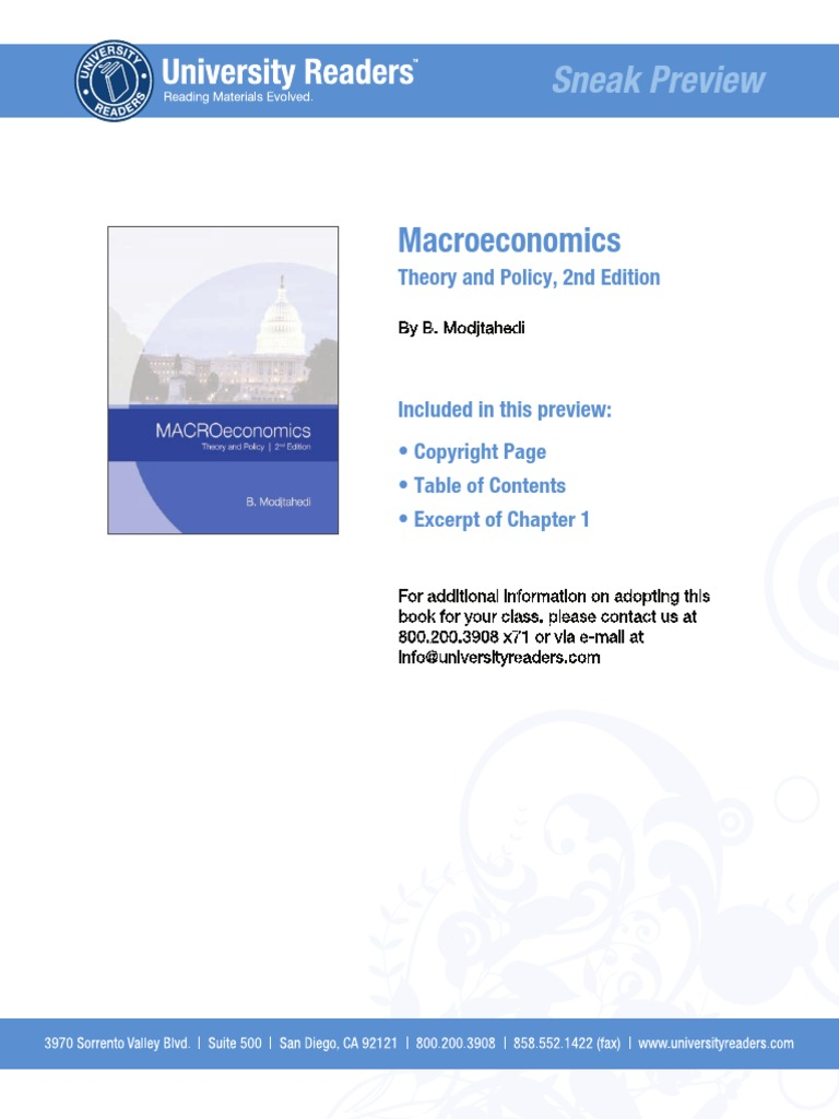 macro1 pdf | Macroeconomics | Inflation