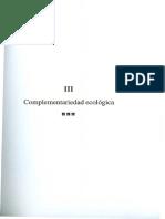 III.- 5 El control vertical de un máximo de pisos ecológicos en la economía de las sociedades andinas