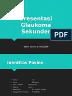 Preskas Glaukoma (belum selesai)