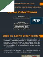 Leche Esterilizada