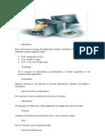 SESION 1 -  Introducción a la informática y los computadores (CLASE)