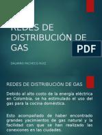 Redes de Distribución de Gas