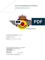 1969-01-24 Avistamiento en Madrid