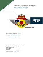 1975-01-14 Avistamiento en Talavera La Real