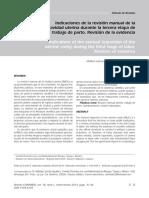 Dialnet-IndicacionesDeLaRevisionManualDeLaCavidadUterinaDu-4237234