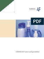 COSMACOL Brochure