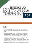 permendikbud-no-8-tahun-2016-tentang-buku.pptx