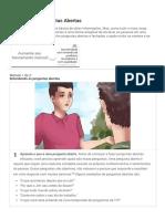 Como Fazer Perguntas Abertas- 15 Passos (Com Imagens)