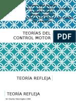 Teorías Del Control Motor