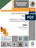Diagnóstico y manejo de la neuropatía y pie diabético GRR.pdf