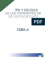 Teoria y Cálculo de Corrientes de Cortocircuitos