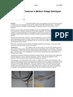 Avoiding Flashover in Medium-Voltage Switchgear