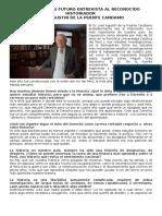Especial Peru Futuro Entrevista Al Dr. Ja de La Puente c