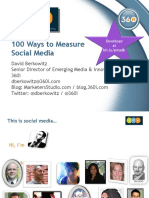 100 Ways to Measure Social Media.ppt