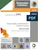Toracotomía, toracoscopia y drenaje pleural GRR.pdf
