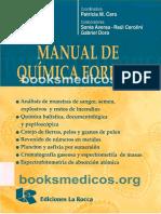 Manual de Quimica Forense