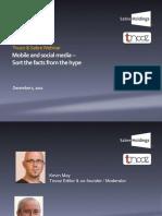 Market Research w Social Media