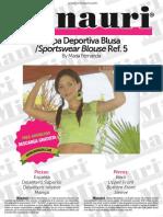 Ropa Deportiva Blusa Ref 6 by Maria Fernanda