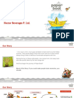 Paper Boat - Hector Beverages Profile_Pakistan