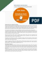 Struktur Pasar Dan Praktik