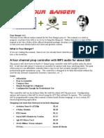 Fourbanger Manual