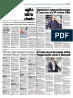 TuttoSport 23-10-2016 - Calcio Lega Pro