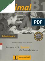 Arbeitsbuch B1