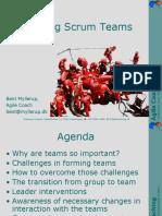 Coaching Scrum Teams