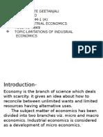 Mcom 2 Economics