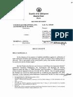 Goodyear Philippines, Inc. v. Angus, G.R. No. 185449, November 12, 2014