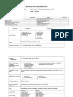 rancangan pengajaran harian pengurusan diri tahun 1 -format baru