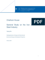 Iron and Steel Report