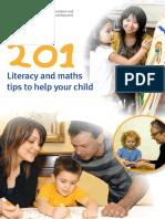 201 Literacy Maths Tips 2011