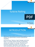 Turbine Rolling & Synchronisation (1)