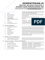 Form Survey Data Perencanaan Ta 2016(1)