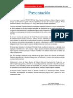 Plan Estrategico Institucional 2014 2016