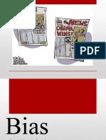 Identifying Author's Bias