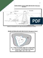 Formulário Da ABNT NBR 9732-1987 Barragens de Terra