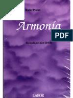 Tratado de Armonia - Piston