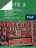 Quartier Latin Textbook U2