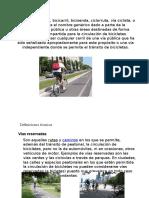 Ciclovía, Carril Bici, Bicicarril, Bicisenda