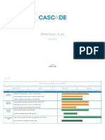 Sample Strategic Plan Export
