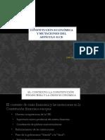 Constitución Económica y Mutaciones Del Artículo 31 CE